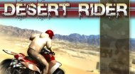 Desert ATV Game