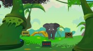 Jungle Elephant Game